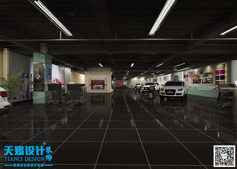 宝马汽车4S店