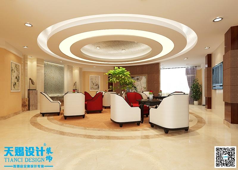 建行贵宾室设计