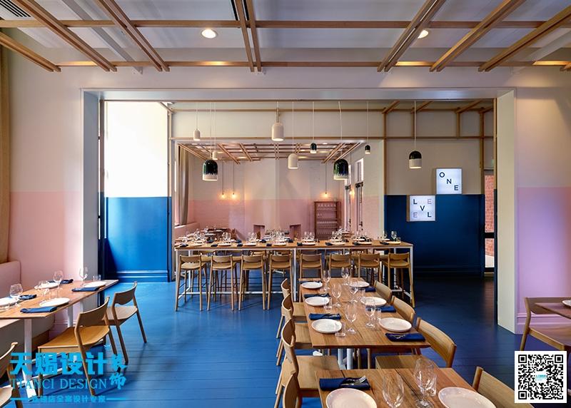 蓝调西餐厅